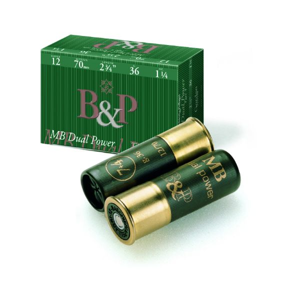B&P DUAL POWER 7+4