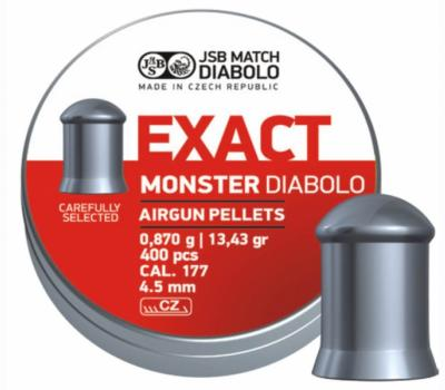 ΒΛΗΜΑΤΑ JSB EXACT MONSTER