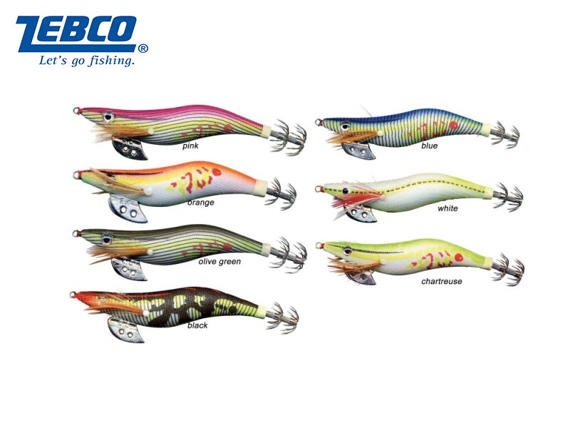 ΚΑΛΑΜΑΡΙΕΡΑ ZEBCO JEKYLL SQUID LURE